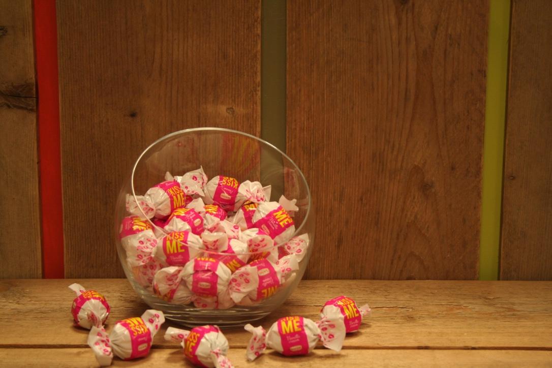 Italiaanse bonbons - Kiss me