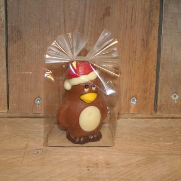 Chocolade pinguïn 2