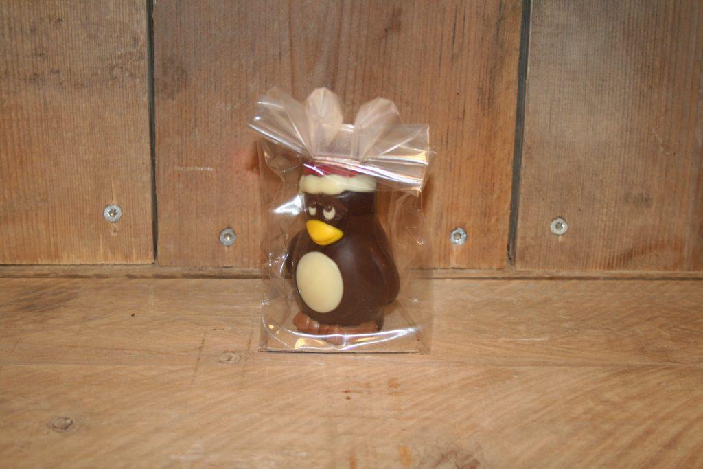 Chocolade pinguïn