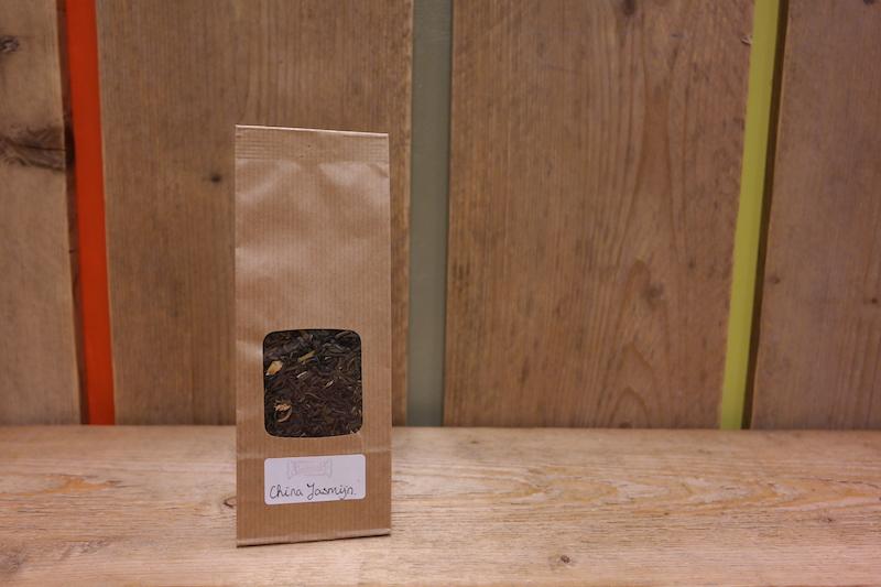 Losse thee 'Bio China Jasmijn'