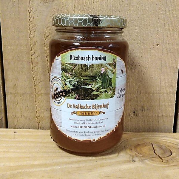 Biesbosch honing