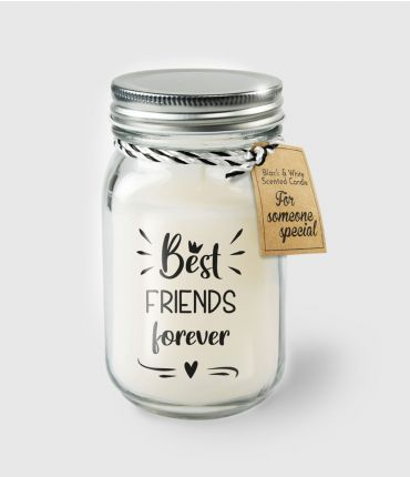 Kaars best friends forever